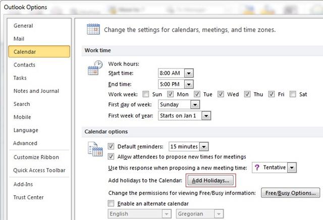 calendar-options