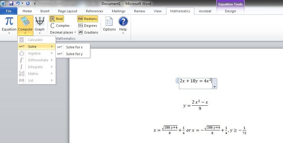 comment ins u00e9rer des formules math u00e9matiques et graphiques