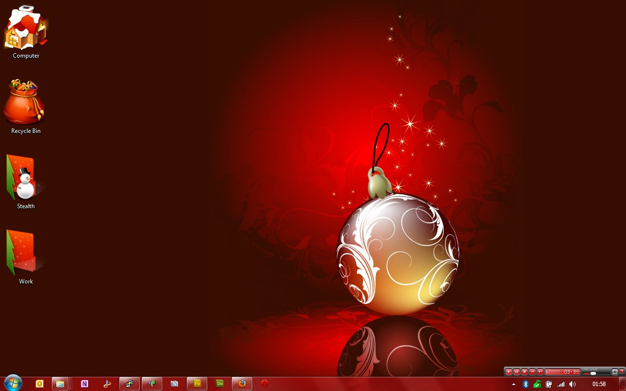Црвена Божић