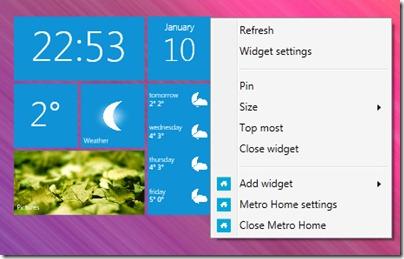 HTC 메트로 설정