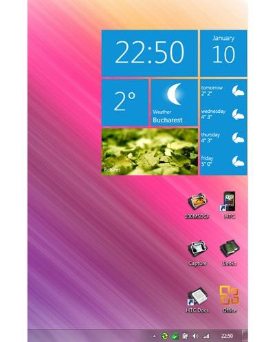 Telepon HTC Gadget 7