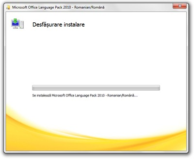 Office 2010 Language Pack