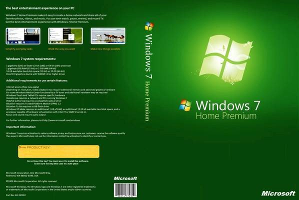 Windows 7 Home Premium 32/64 bit ISO Free Download ...