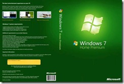7 de Windows Home Premium