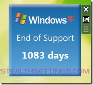 WindowsXP lõpu Support