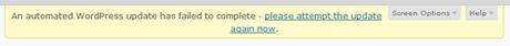 WordPress Vedligeholdelse
