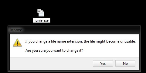 change-extension