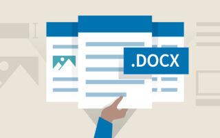 Otvaranje datoteka .DOCX i .DOCM pomoću MS Office Word 2003.