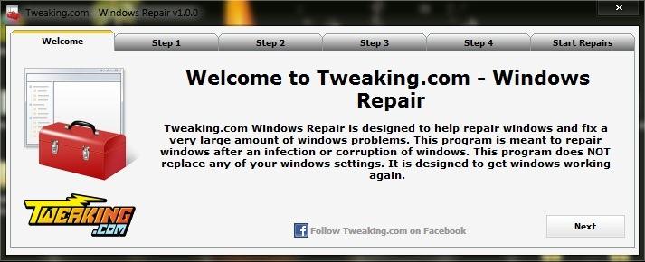 aio windows repair tool