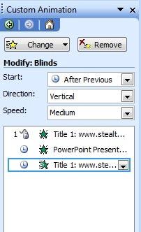 Animacija po meri v programu PowerPoint