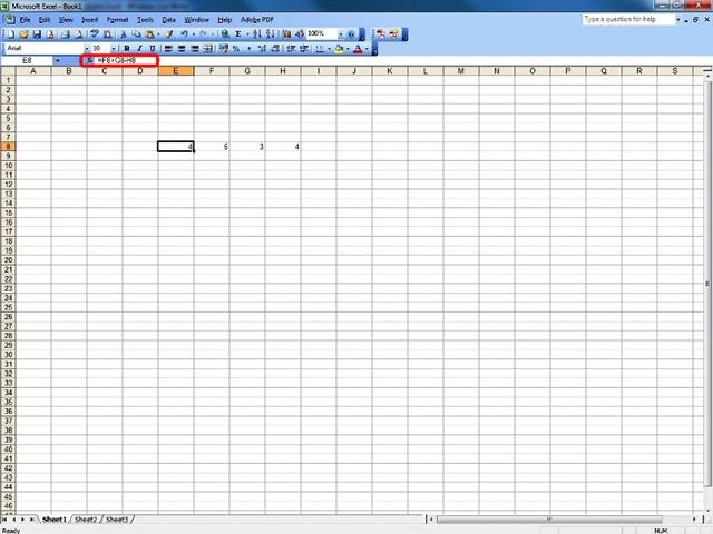 Excel-Formeln