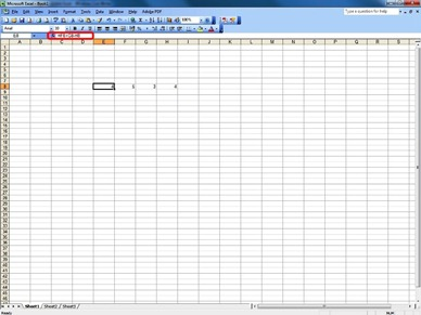 Excel formler