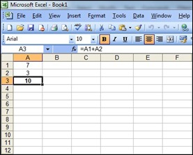 Excel Operation