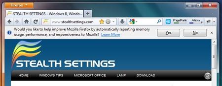 Mozilla Firefox v.7.0.1