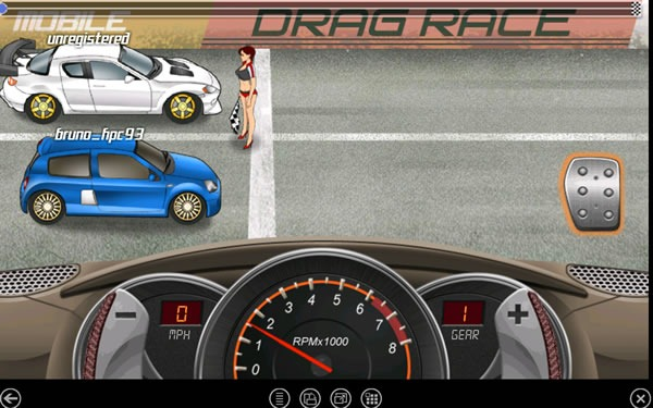 Race Android igre