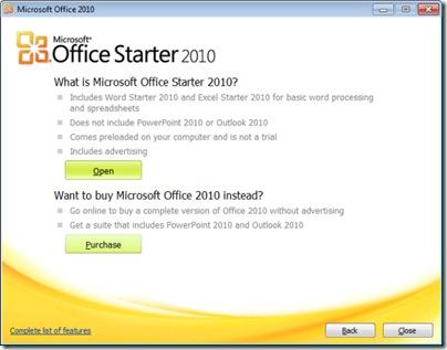 Office Starter Ключ Активации