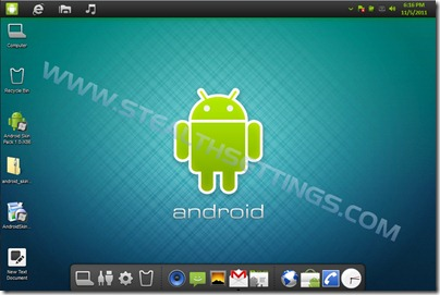 Windows 7 Android Transformation Pack 2