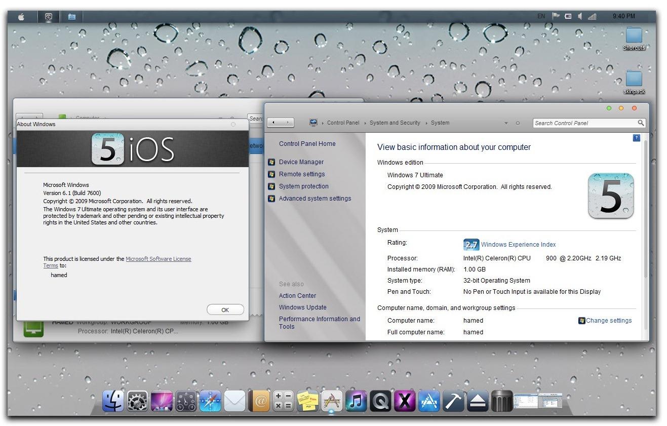 How to install macos sierra theme on windows 10 like mac youtube.
