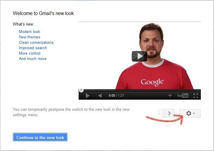 Nove funkcije Gmaila