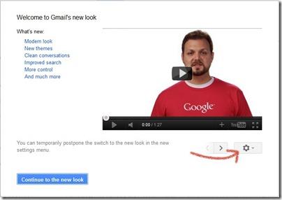 Nuevo Gmail-características