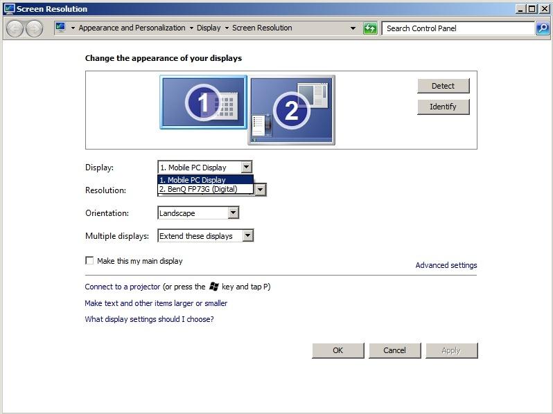 Hanki ohjeet kaksoisnäyttöjen määrittämiseksi Windows 10 -tietokoneessasi.