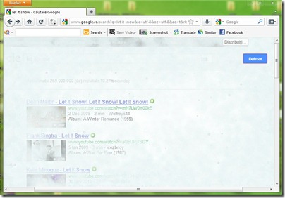 tegul-tai sniego ant google