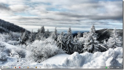 zima bela