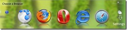 Browser Vælger