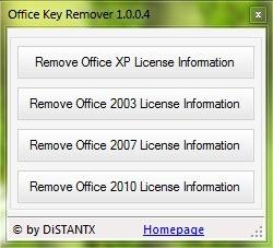 microsoft office 2010 license key registry