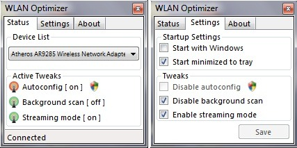 wlan-optimizer