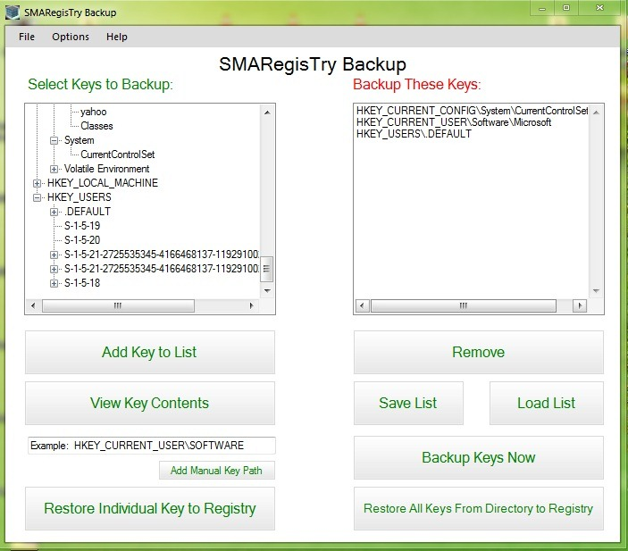 smaregistry應用程序