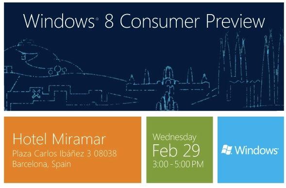 windows-8位消費者預覽