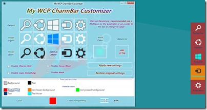 CharmBar-Customizer