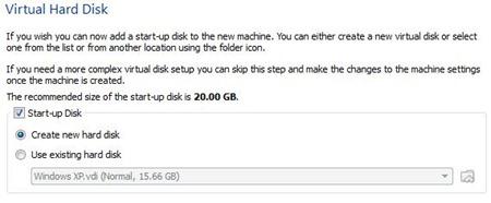 가상 하드 디스크