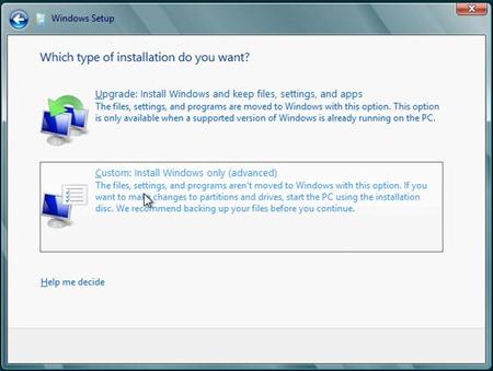 Windows 2 설정