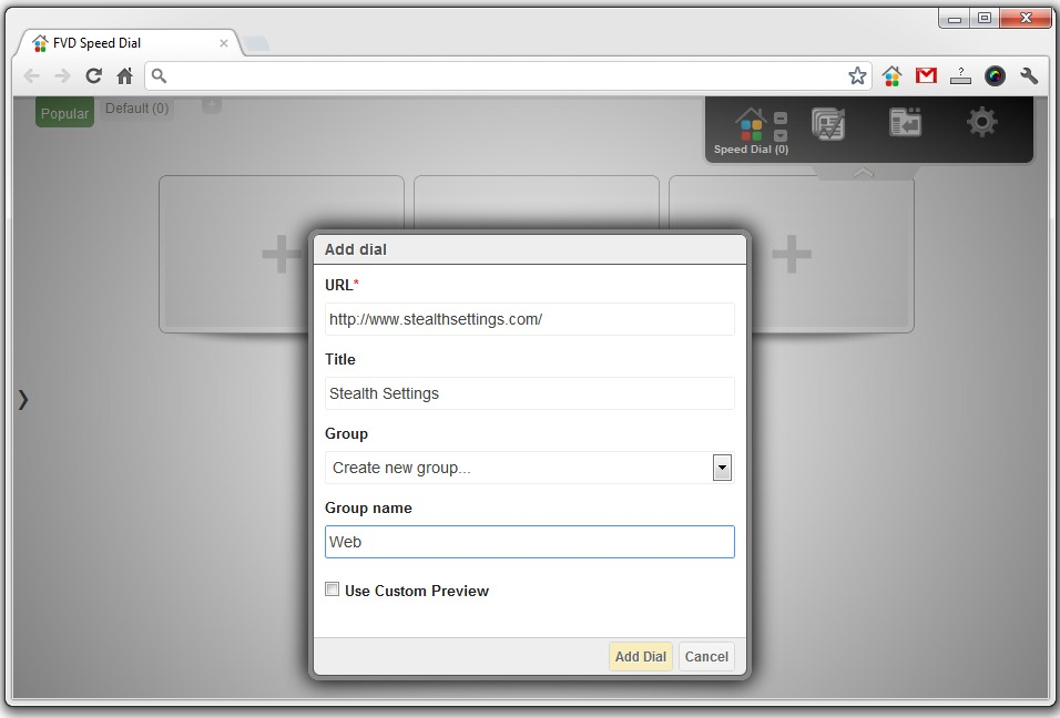 CHROME STORE FOXIFIED CHECKING AMO CREDENTIALS - Developers