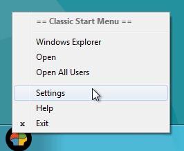 Старт_Бутон_Settings_Windows_8