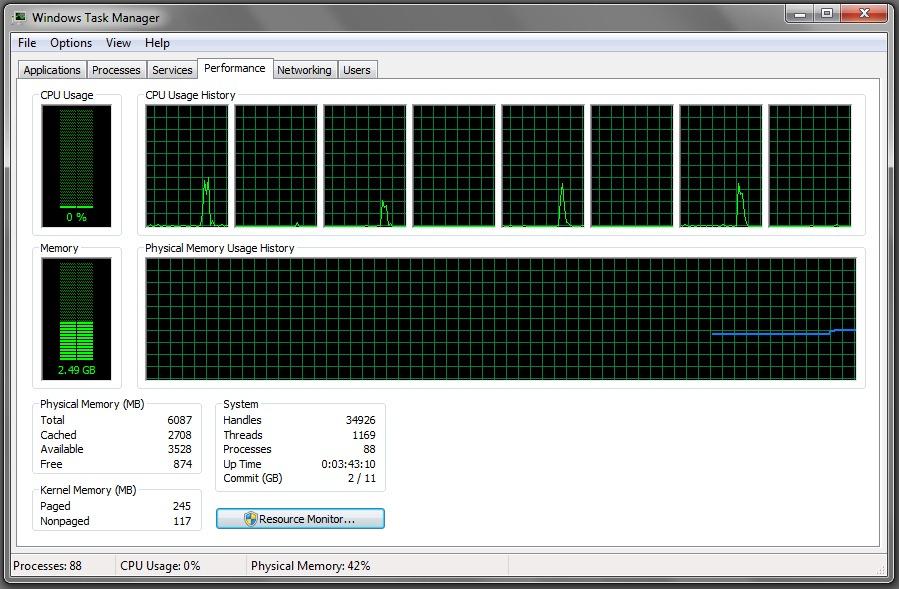 CPU - Photoshop Otvoriť