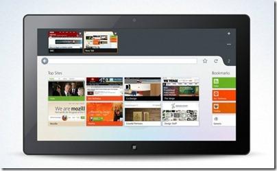 Firefox的芦苇窗口8地铁UI 640x439
