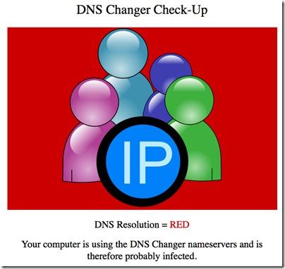 DNS Changer virusa