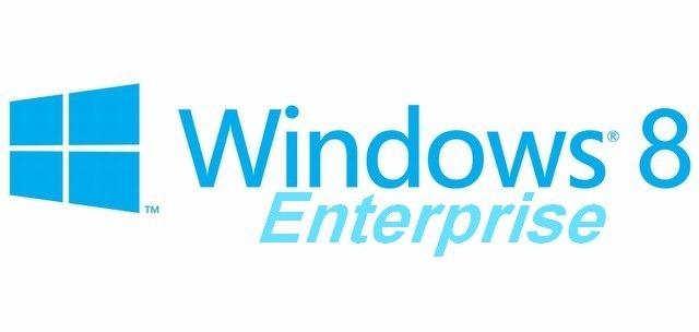 Windows 8 Enterlevier