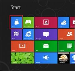 Windows Store-laatta