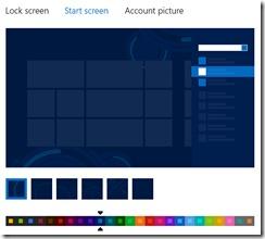 change-home-screen baggrund