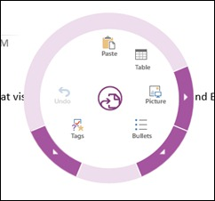 OneNote-wheel