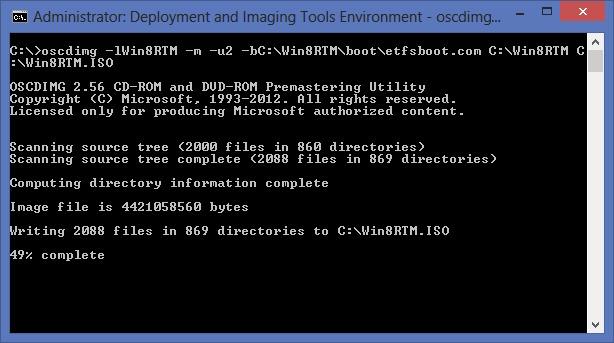 oscdimg-windows-αφ