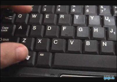 윈도우 키보드 단축키 8 -