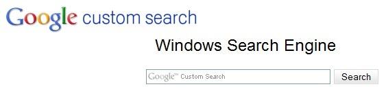 Custom-search-engine