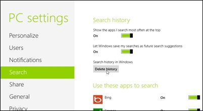 search-history-settings