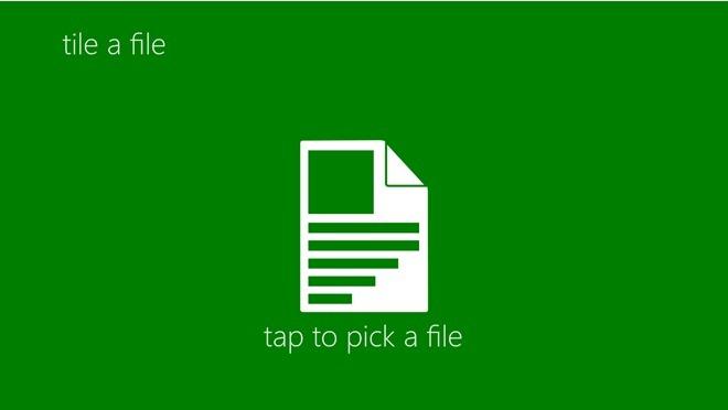 tile-a-file