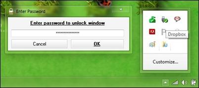 unlock-Fenster